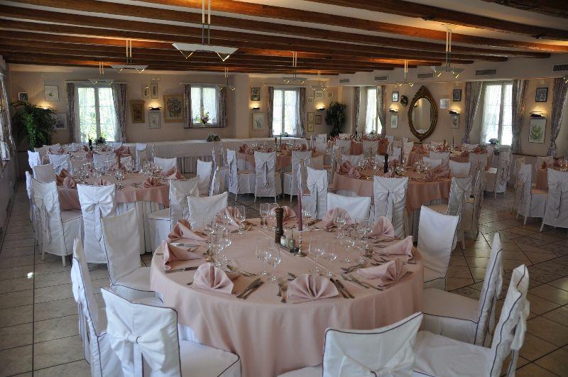 Bankett Il Faro Restaurant