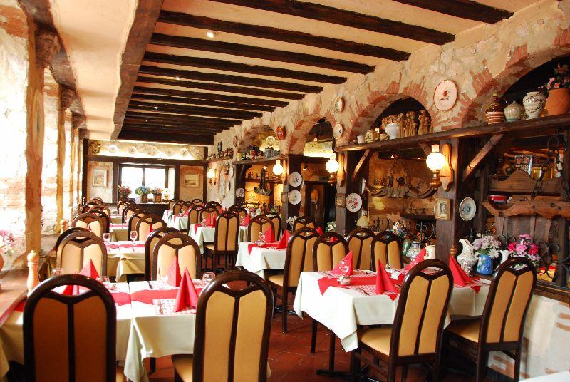 Grotto Restaurant Bankett